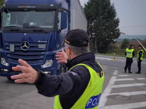Na Brněnsku zazářil policista, který ve svém volnu pochytal migranty