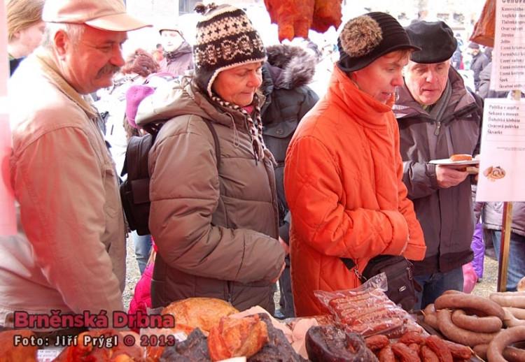 Slavnosti moravského uzeného 2013