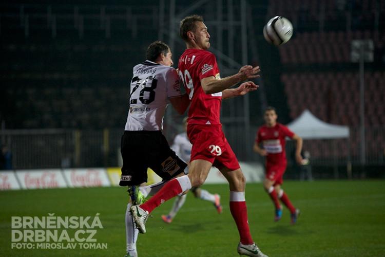 FC Zbrojovka Brno vs. Viktoria Plzeň