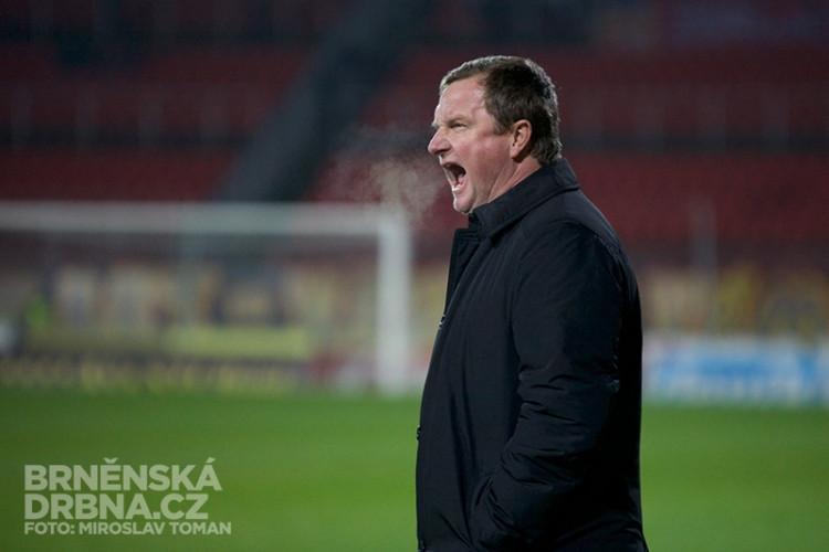 Trenér Plzně Vrba počítá poslední zápasy na lavičce prvoligového týmu, foto: Brněnská Drbna