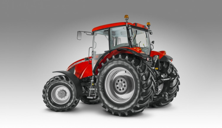 Nová zbraň Zetoru - traktor Forterra HD, foto: Zetor