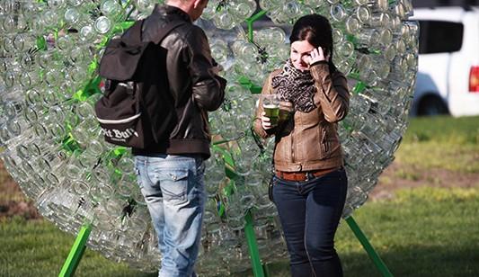 Zelený čtvrtek se Zeleným pivem
