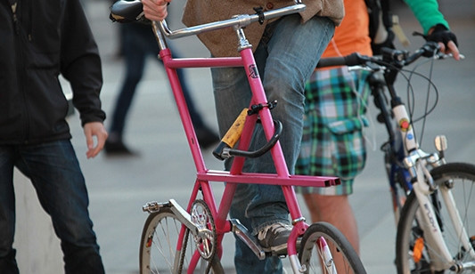 Udělejme z Brna Amsterdam, vyzvali cyklisté, foto: Brněnská Drbna, Miroslav Toman