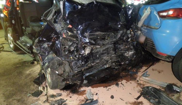 Při vážné nehodě na dálnici D1 zemřeli tři lidé