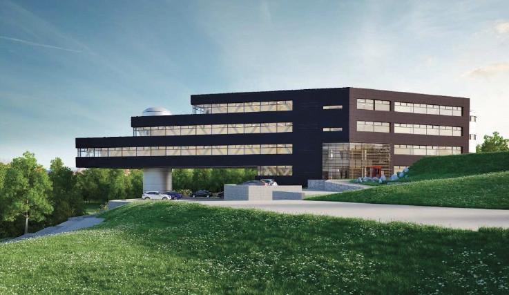 V kampusu v Bohunicích začala stavba Biology Parku