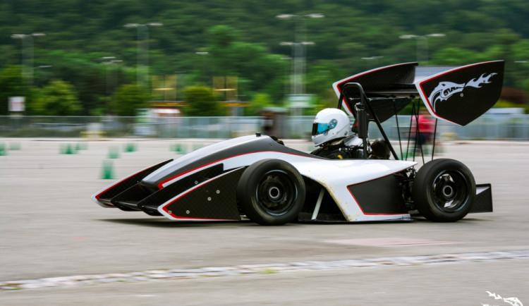 Studentská formule z Brna, foto: TU Brno Racing