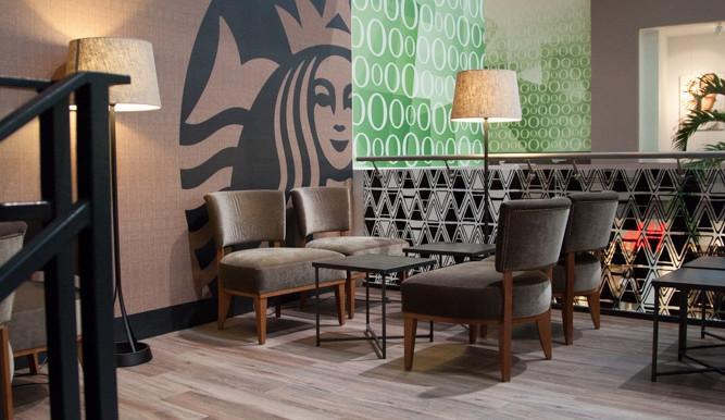 V Brně otevřel svou první kavárnu řetězec Starbucks