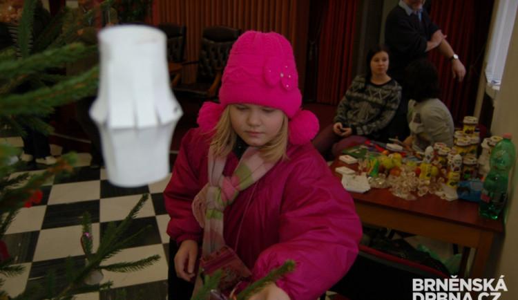 Vánoc na radnici si užívaly stovky dětí i dospělých