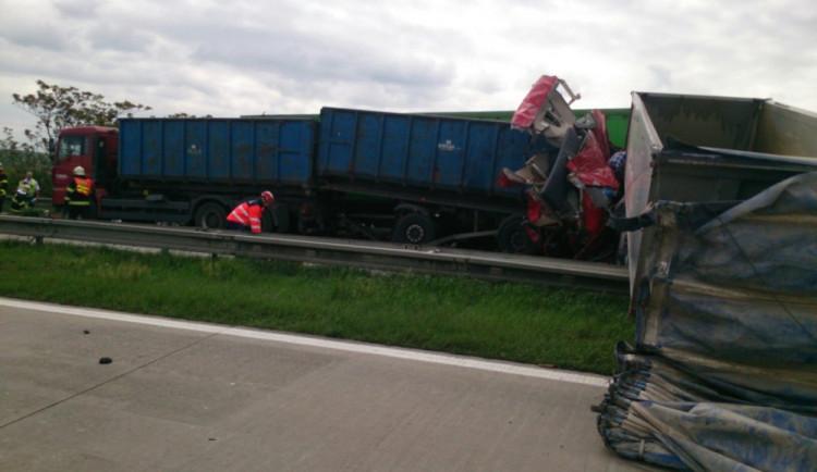Tragická nehoda zablokovala dálnici u Brna