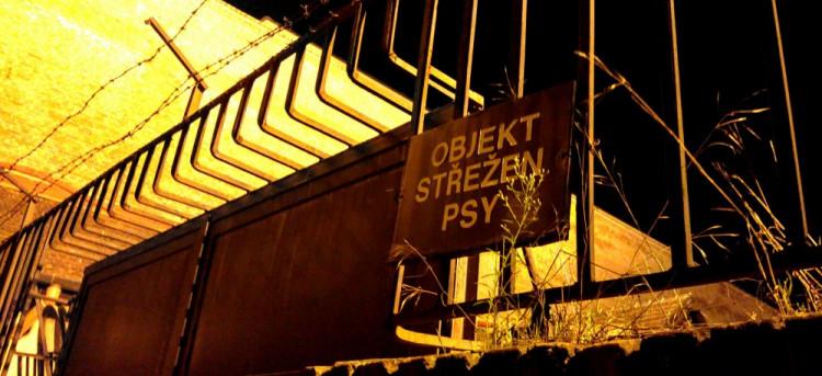 """Vězněm přes noc na Špilberku aneb """"Do kasemat s ním!"""""""