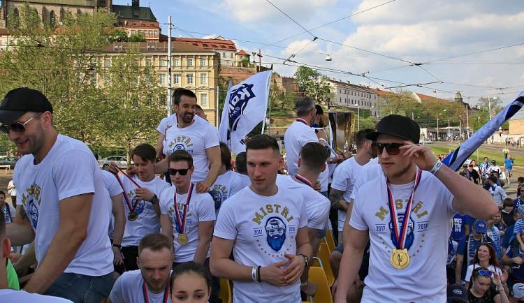 Oslavy titulu na Zelňáku, autor: Vít Novák