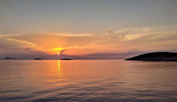 Soutěž o dovolenou na jachtě - soutěžní fotky čtenářů