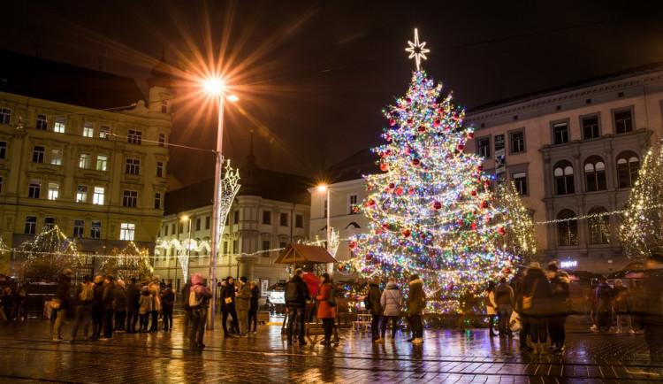 Brněnské Vánoce 2018, autor: Tomáš Hrivňák