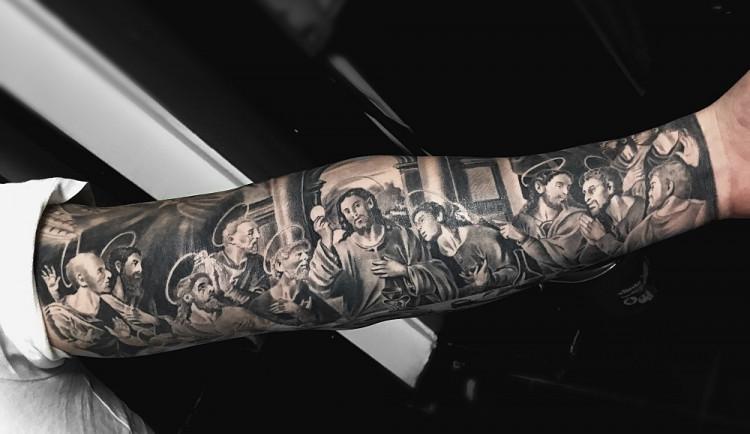 Zmetek tetování