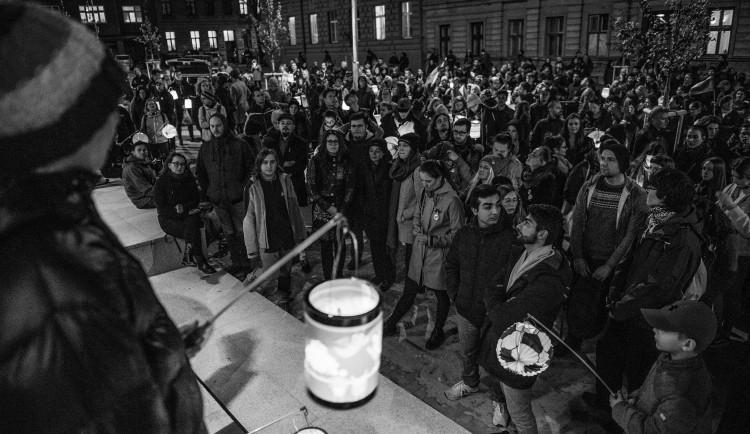 V Brně se slavilo třicet let svobody