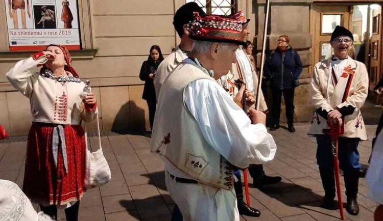 Brno roztančil tradiční fašank