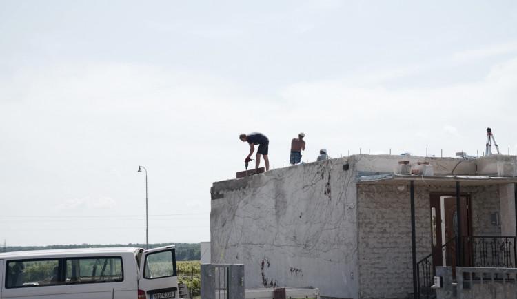 Jižní Morava měsíc po tornádu