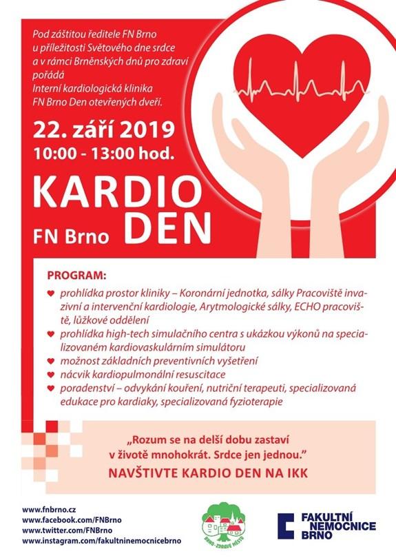 Kardioden ve FN Brno